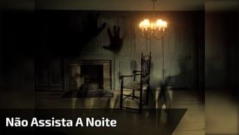 Vídeo Com Atividades Paranormais Assustadores, Só Assista Se Não Tiver Medo!