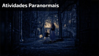 Vídeo Com Atividades Paranormais Que Vão Te Deixar De Cabelos Em Pé!