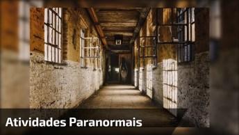 Vídeo Com Atividades Paranormais, Se Você Tem Medo Não Assista!
