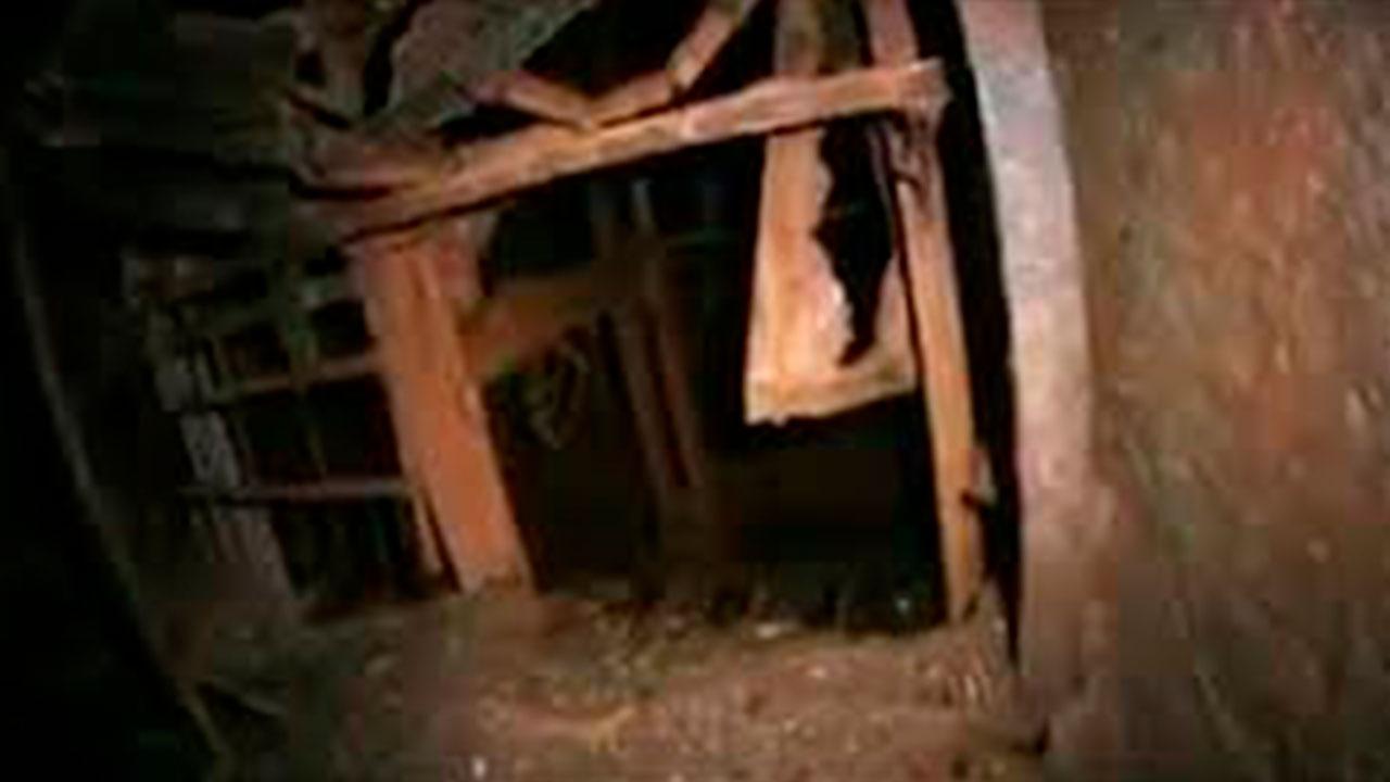 Vídeo com exploração em caverna capta som aterrorizante