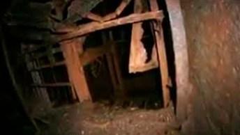 Vídeo Com Exploração Em Caverna Capta Som Aterrorizante, Confira!