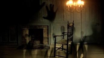 Vídeo Com Fotos Assustadoras De Fantasma, Olha Só Que Assustador!