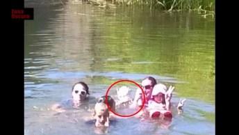 Vídeo Com Fotos Aterrorizantes E Inexplicáveis Da Internet!
