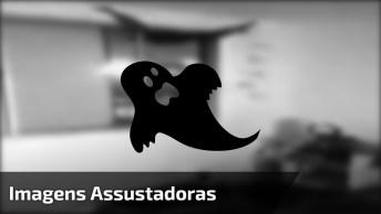 Vídeo Com Imagens Assustadoras De Aparição Na Janela, Confira!