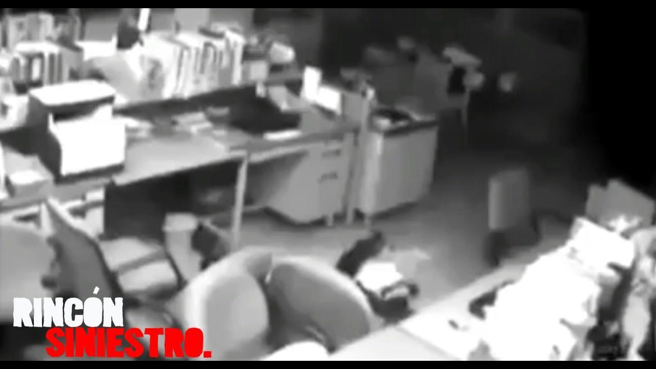 Vídeo com imagens assustadoras