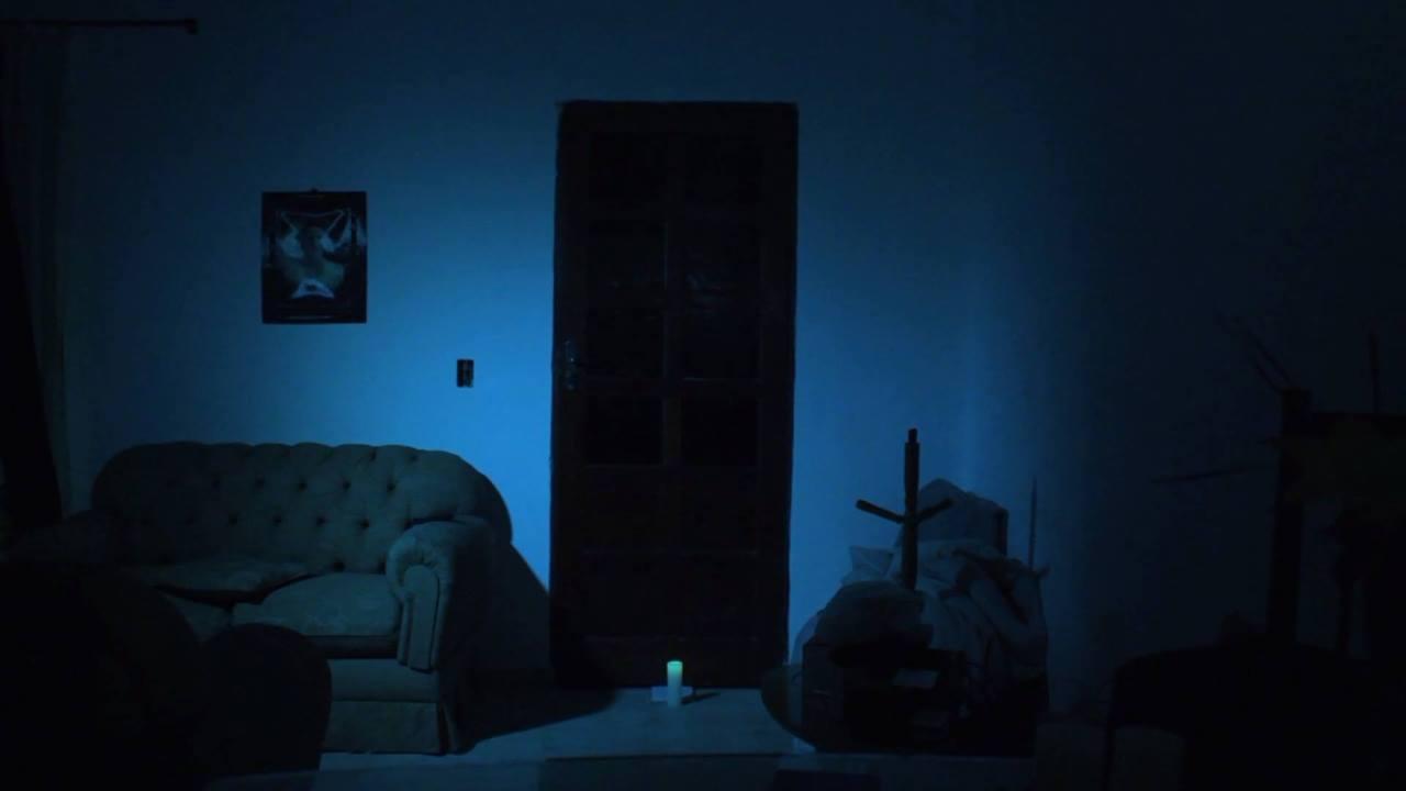 Vídeo com uma história aterrorizante