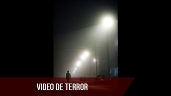 Video De Terror Para Whatsapp, O Que Será Que Ela Esta Vendo?