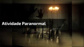 Vídeo Mostra Suposta Atividade Paranormal Em Uma Casa Em Portugal!
