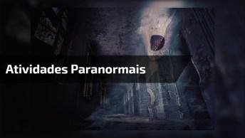 Vídeo Mostrando Atividades Paranormais Em Lugares Diferentes!