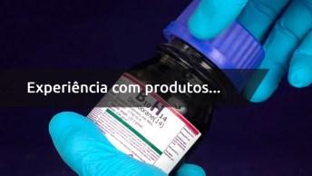 Experiência Com Produtos Químicos, A Importância De Não Sair Misturando Produtos