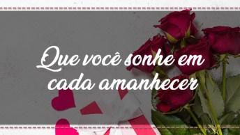 Feliz Dia Das Mães Abençoado - Que Você Sonhe Em Cada Amanhecer. . .