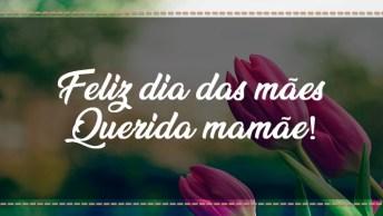 Feliz Dia Das Mães Bom Dia - Feliz Dia Das Mães, Querida Mamãe!