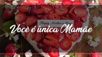 Feliz Dia Das Mães Mamães - Você Conhece Meus Sonhos. . .