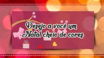 Feliz Natal E Feliz Ano Novo! Que Seu Fim De Ano Seja Florido Com Todas As Cores