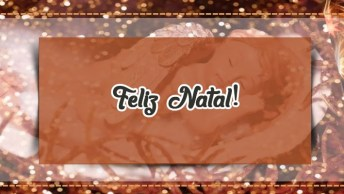 Feliz Natal! Que A Esperança Renasça Novamente Nos Corações De Todos!