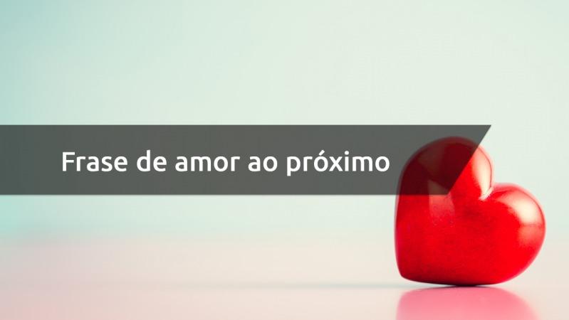 Frase De Amor Ao Próximo Compartilhe No Facebook E Espalhe