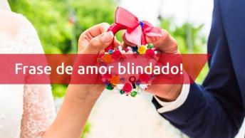 Frase De Amor Blindado - Dou Graças Ao Senhor Por Te Ter Aqui!
