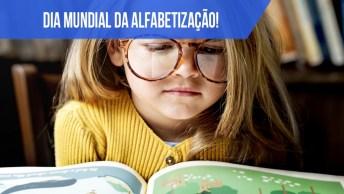 Dia 8 De Setembro, Dia Mundial Da Alfabetização!