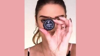 Maquiagem Com Delineado E Batom Perfeitos - Uma Make Maravilhosa!