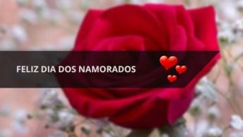 Mensagem Bonita Para O Dia Dos Namorados! Feliz Dia Dos Namorados!