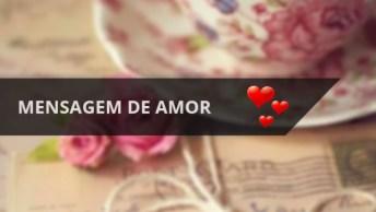 Mensagem De Amor De Tom Jobim, Para Quem Anda Perdido De Amor!
