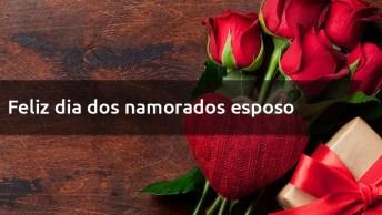 Mensagem De Amor Para Esposo, Feliz Dia Dos Namorados - Gratidão!