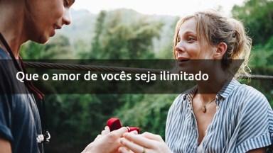 Mensagem De Amor Para Os Noivos - Que O Amor De Vocês Seja Ilimitado. . .