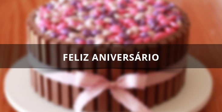 Mensagem de aniversário para enviar no Facebook e desejar um Feliz aniversário