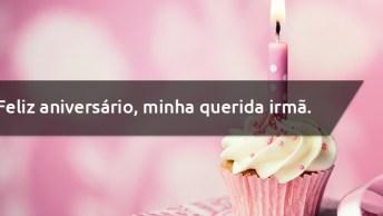 Mensagem De Aniversário Linda Para Irmã - Olá Minha Irmã!