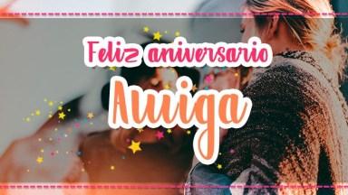 Mensagem De Aniversário Para Amiga! Parabéns Amiga, Muitas Felicidades!