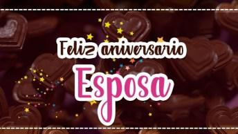 Mensagem De Aniversário Para Esposa - Poste Na Linha Do Tempo Dela No Facebook!