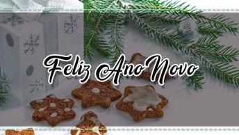 Mensagem De Ano Novo Evangélica. Ano Novo Abençoado Por Deus!