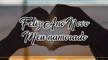 Mensagem De Ano Novo Para Namorado Que Está Longe! Você Esta No Meu Coração!