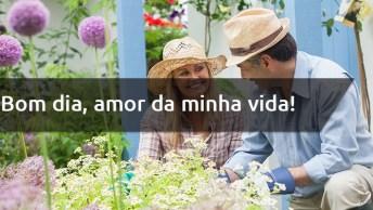 Mensagem De Bom Dia Para O Amor Da Minha Vida - Tenha Um Feliz Dia Dos Namorados