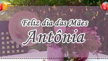 Antônia, Minha Mãe, Uma Pessoa Que Eu Admiro E Amo Muito!
