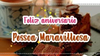 Mensagem De Feliz Aniversário Para Amizade Especial! Parabéns Por Mais Um Ano!