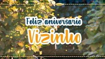 Mensagem De Feliz Aniversário Para Vizinho. Parabéns Pelo Seu Dia!
