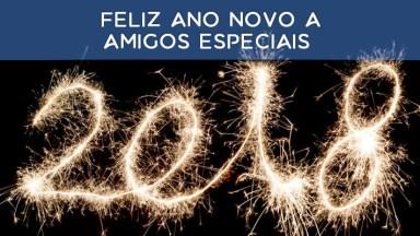 Mensagem De Feliz Ano Novo A Amigos Especiais, Deus Abençoe Este Novo Ano!