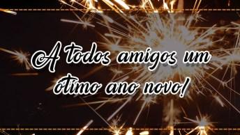 Mensagem De Feliz Ano Novo Para Facebook. A Todos Amigos Um Ótimo Ano Novo!