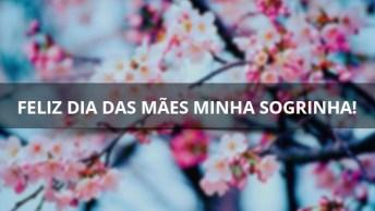 Sogra, Te Desejo Um Feliz Dia Das Mães Cheio De Amor!