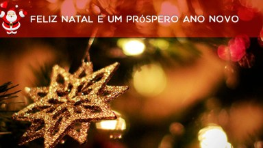 Mensagem De Feliz Natal E Um Próspero Ano Novo, Para Facebook!