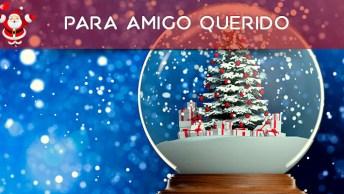 Mensagem De Feliz Natal Para Amigo Querido, Para Compartilhar No Facebook!