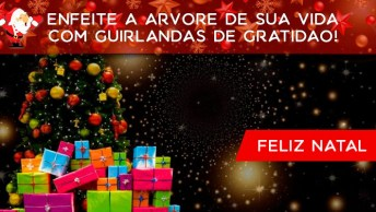 Mensagem De Feliz Natal Para Todas Amizades De Sua Vida, Feliz Natal!