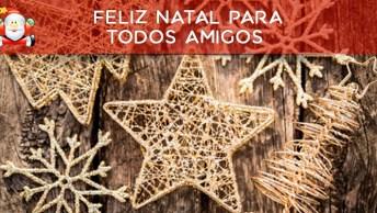 Mensagem De Feliz Natal Para Todos Amigos E Amigas, Compreensão A Base De Tudo!