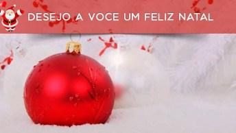 Mensagem De Natal A Todos Amigos E Amigas Especiais, Feliz Natal!