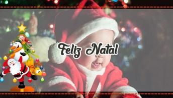 Mensagem De Natal Bebê - Com Imagens Mais Fofas De Bebês!