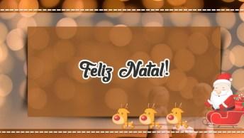 Mensagem De Natal Curta, Perfeita Para Compartilhar No Facebook!