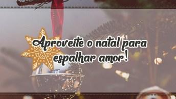 Mensagem De Natal De André Luiz - Aproveite O Natal Para Espalhar Amor!