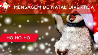 Mensagem De Natal Divertida, Vale A Pena Compartilhar Com Todos Amigos E Amigas!