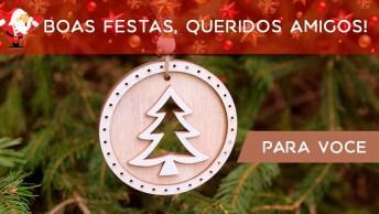 Mensagem De Natal E Feliz Ano Novo Para Amigas E Amigos Verdadeiros!